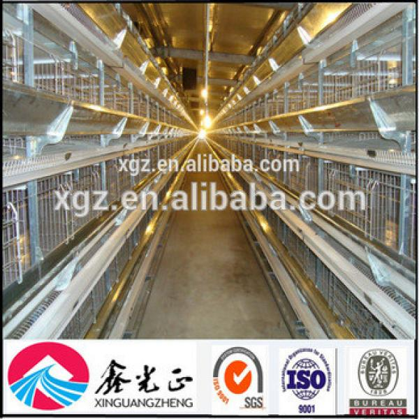 China Professional High Quality Layer Egg Chicken House #1 image
