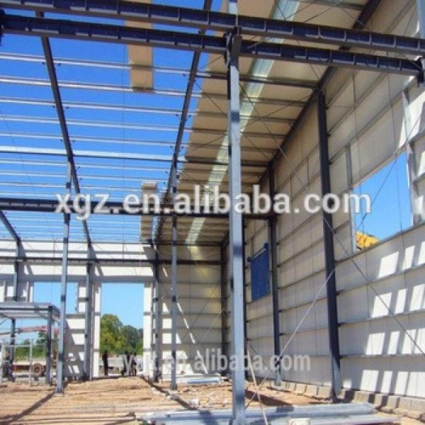 Professional Design Building Steel Structure Prefabricated Warehouse Construction Costs #1 image