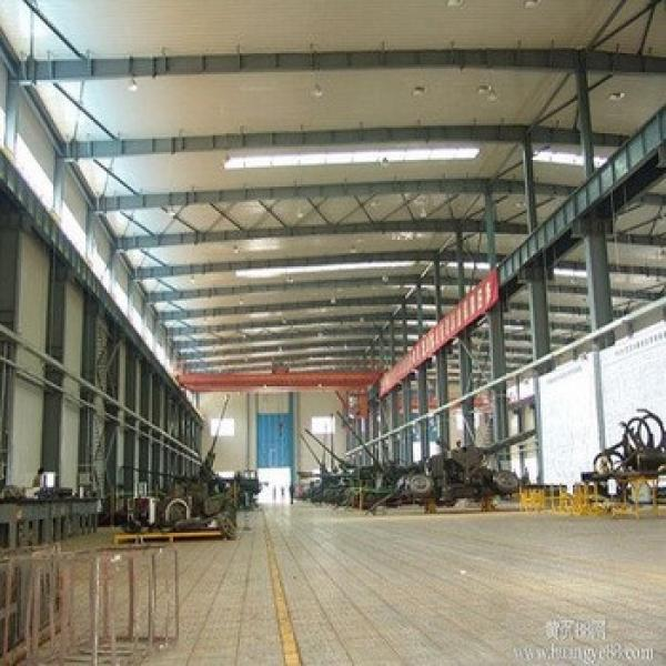 Construction Steel Material Steel Structure For Workshop/Prefabricated House #1 image