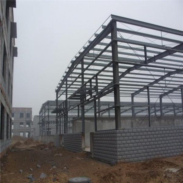 Light Steel Structure Frame Prefabricated Modular Warehouse Building #1 image