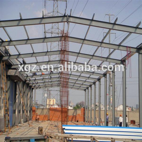 Prefabricated Industrial Steel Structure Commercial Buildings #1 image