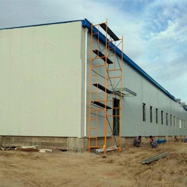 Extensive Fast Installation And Good Apperance Steel Structure Cheap Prefab Warehouse #1 image