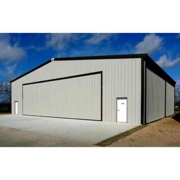 prefabricated aircraft hangar #1 image