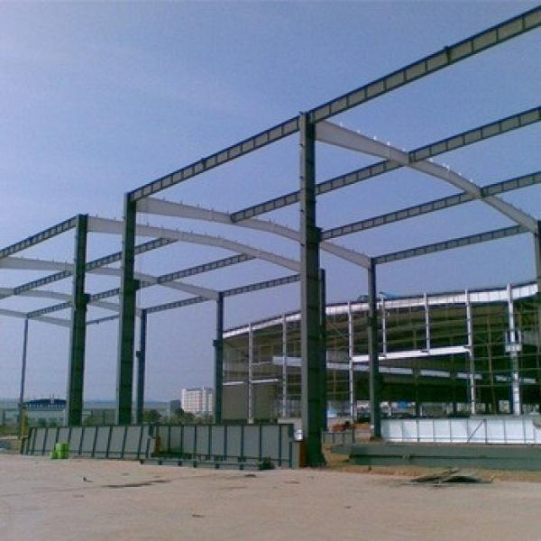 Best Selling High Quality Steel Structural Prefabricated Barn #1 image