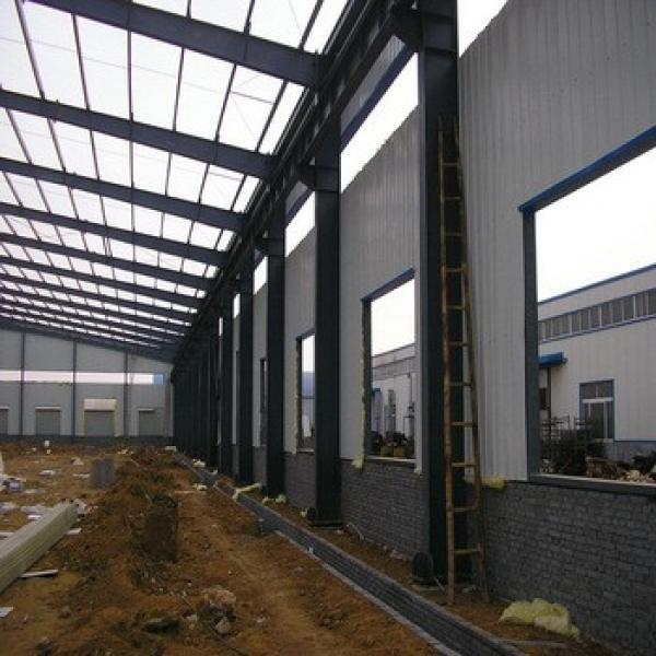 Australia Prefabricated Light Steel Structure Warehouse For Factory #1 image