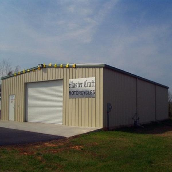 Easy To Construction Low Cost Prefab Steel Structure Pictures Warehouses #1 image