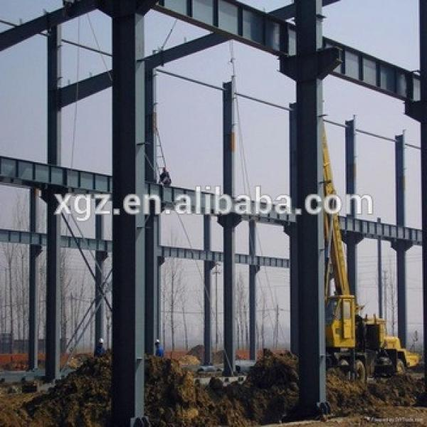 China Made Prefabricated Light Steel Aircraft Hangar And House #1 image