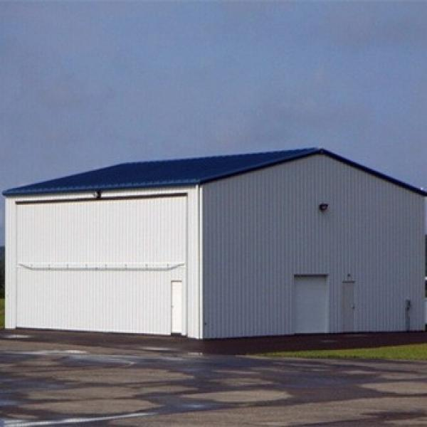 China Low Cost Prefabricated Metal Building Steel Storage Warehouse #1 image