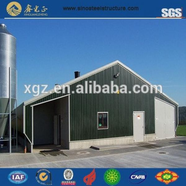 Modern Design nice appearance sandwich panel for chicken house poultry farm #1 image