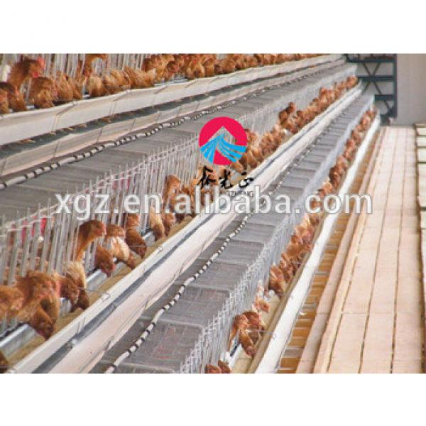 2015 low price automatic layer chicken poultry shed #1 image