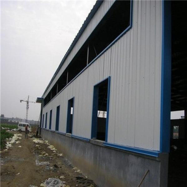 Cheap Price Modern Large Span Light Steel Warehouse #1 image