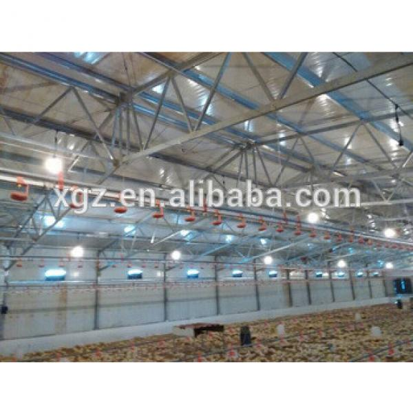 Chicken Laying Cage Poultry Farm House #1 image