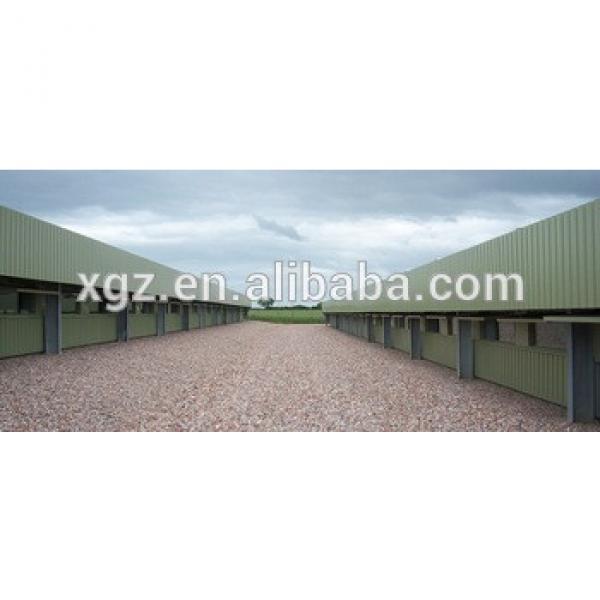 Quick Build Low Cost Prefabricated Used Prices Industrial Chicken House #1 image