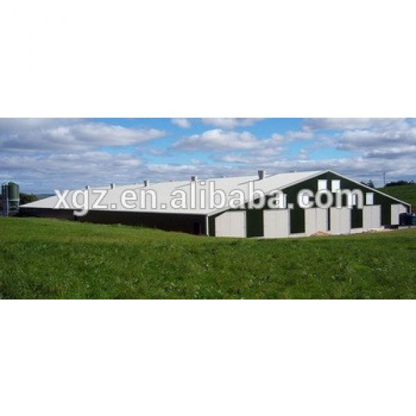 High Strength Chicken poultry shed design #1 image