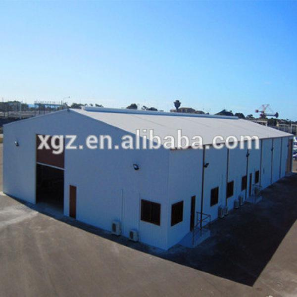 Light Prefabricated Steel Sudan Temporary Warehouse #1 image