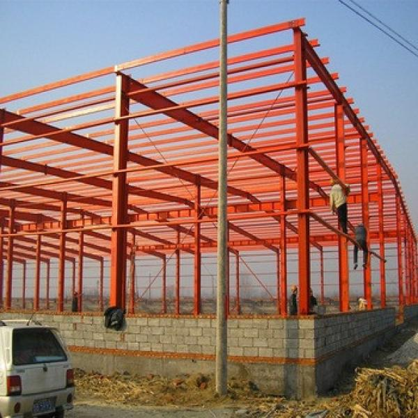 Austrlia Project Prefabricated Steel Structure Hay Shed #1 image