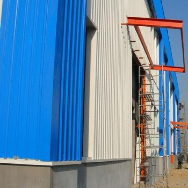 Modern Hot Selling Low Price Steel Structure Storage Shed For Sale In Africa #1 image