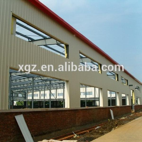 Angola Projects Prefabricated Light Steel Structure Buildings #1 image
