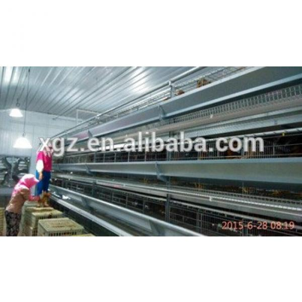 Automatic feeder system for poultry house/Chicken house #1 image