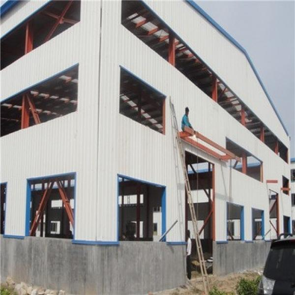 High Quality Factory Price Steel Structure Material For Building Warehouse Facility #1 image