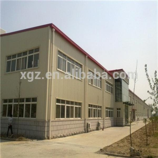 Chinese Prefabricated Light Steel Structure Workshop #1 image