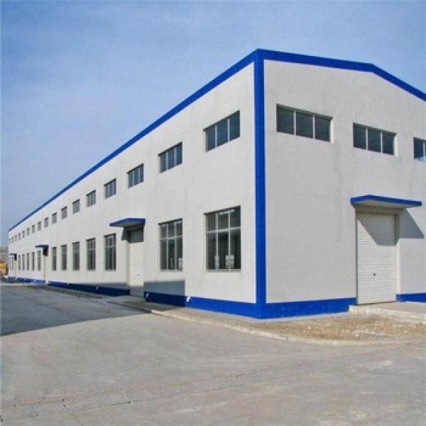 Prefab Storage Housing Steel Frame Industrial Sheds For Sale #1 image