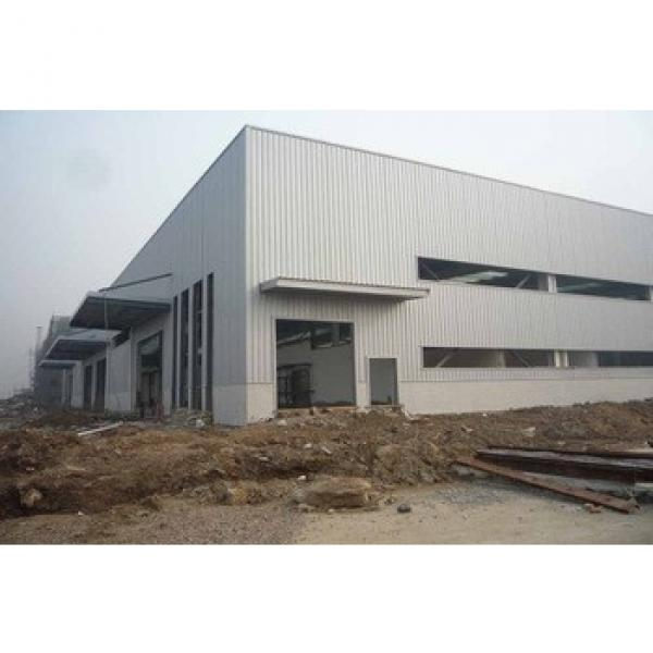 prefabricated steel structure building with Cheap /low price #1 image