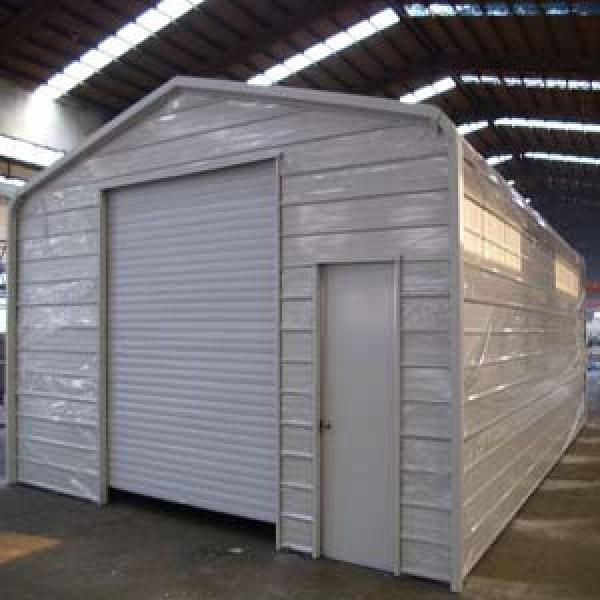 Low Cost Light Steel Prefabricated Warehouse Building Made In China #1 image