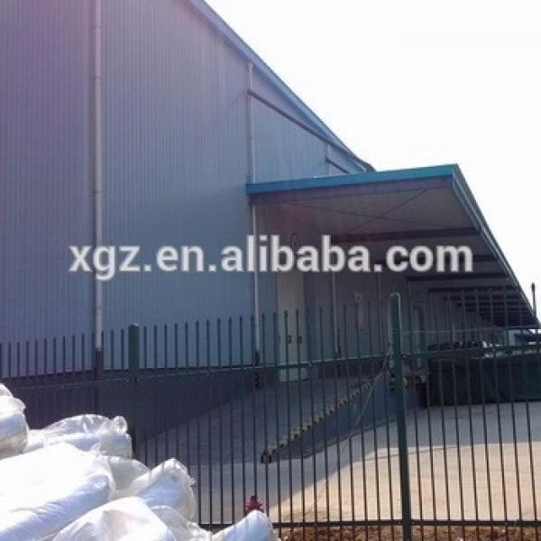 Light Construction Design Cheap Prefab Steel Construction Mall #1 image