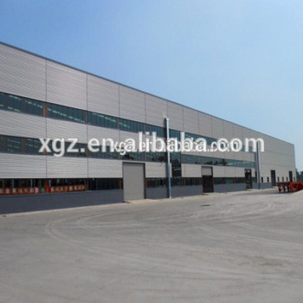 Economic Metal Buildings Ethiopia Prefabricated Workshop #1 image