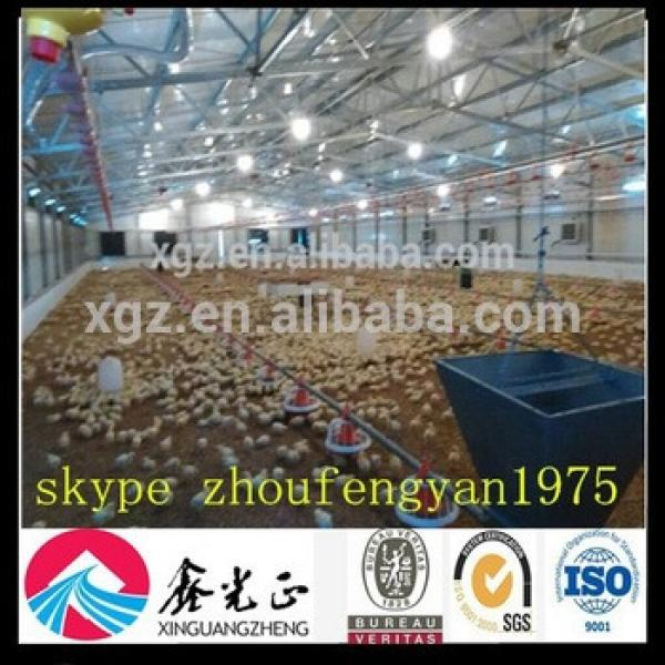 chicken cage poultry closed system #1 image
