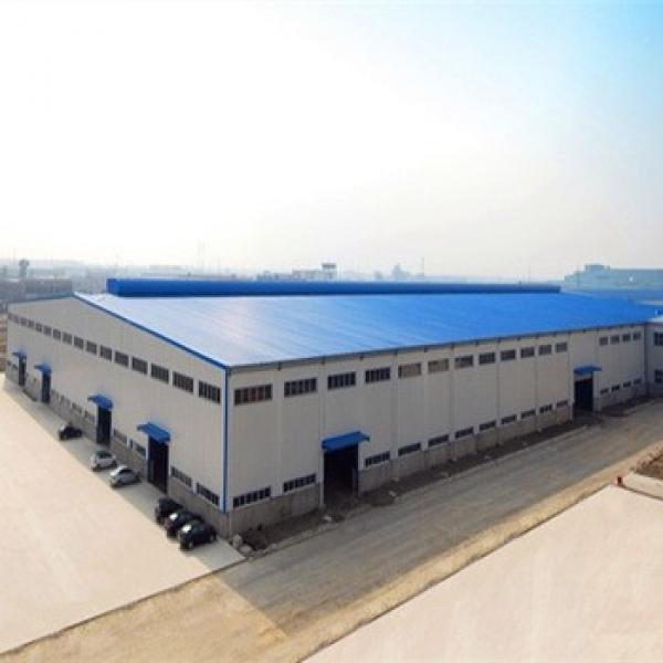 Pre Engineered Steel Buildings/Warehouse/Workshop/Gym/Hall In AfricaI #1 image