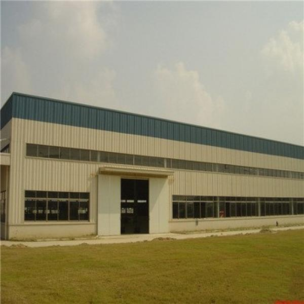 Low Cost Factory Workshop Steel Building With Affordable Price #1 image