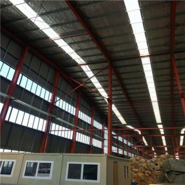Low Cost Ligth Steel Economic China Warehouse Manufacturer #1 image