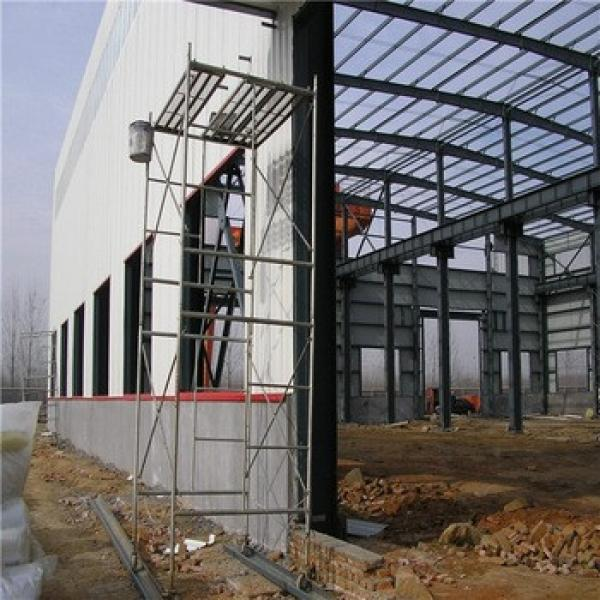 Lighting Steel Shed Australia Prefab Warehouse And Office Building For Sale #1 image