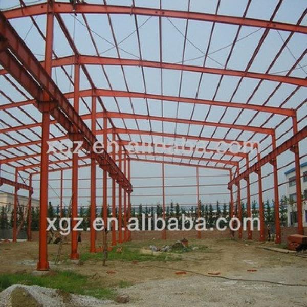 light steel warehouse metallic structure #1 image