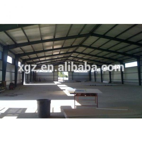 Light Steel Structure Prefabricated Warehouse Building Manufacturer #1 image