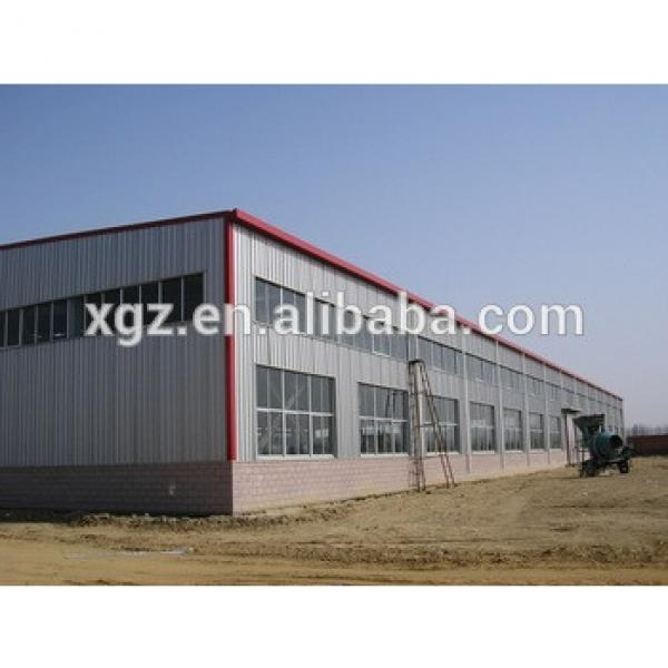 Light Steel Structure Workshops Made In China #1 image
