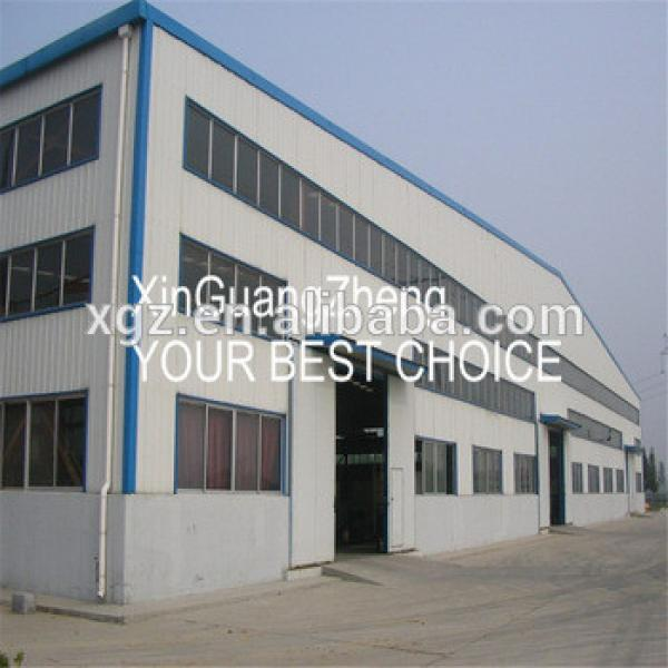 Light Steel Structure Cheap Prefabricated House #1 image