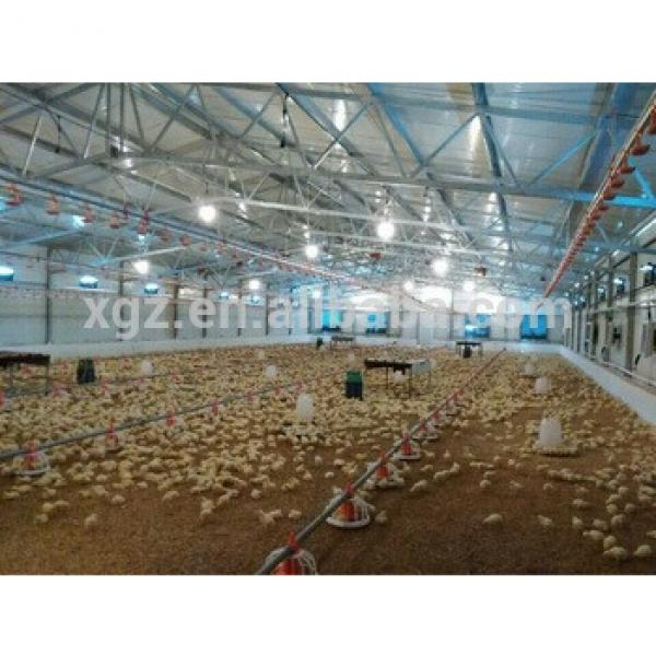 design africa chicken cage poultry farm design in broiler #1 image