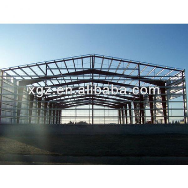 Good quality steel structure workshop/prefab warehouse #1 image