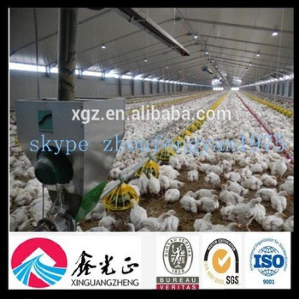 china layer poultry chicken breeding equipment #1 image