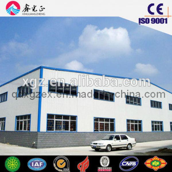 prefabricated metal building construction projects industrial shed designs #1 image
