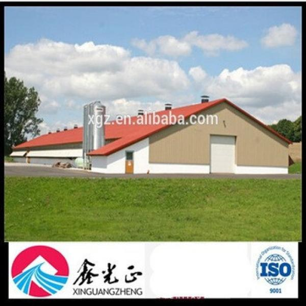 Broiler Construction Portable Poultry Shed #1 image
