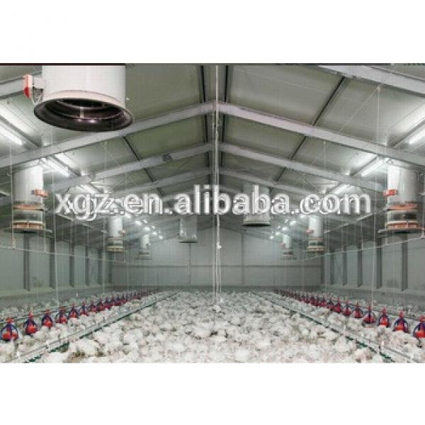 2017 Construction design poultry farm commercial chicken house #1 image