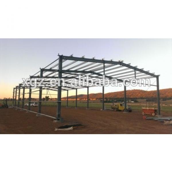 High-quality steel structure wharehouse #1 image
