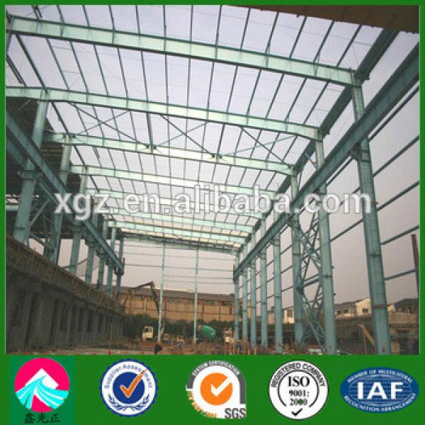 steel structure building material warehouse modular construction #1 image