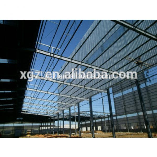 Prefabricated ready-made steel structure workshop #1 image