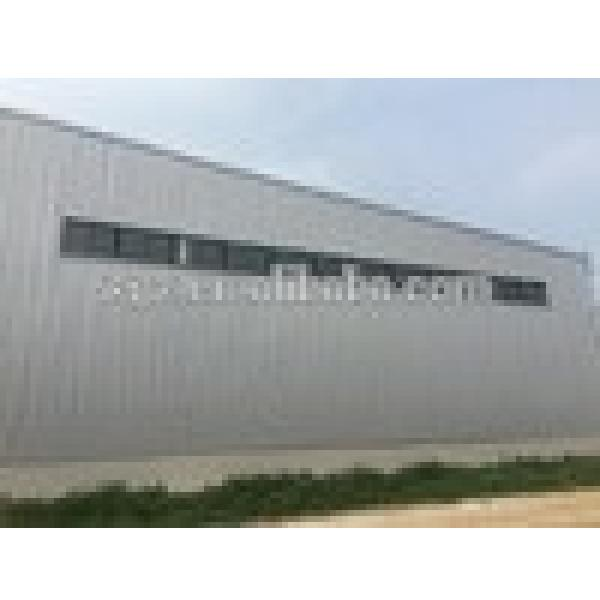 Low Cost Steel Structure Building Workshop for hot sale #1 image