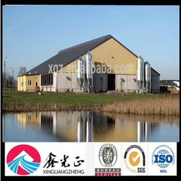 Prefab Chicken Poultry Farm Building #1 image